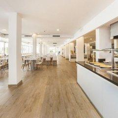 Отель Globales Apartamentos Lord Nelson Эс-Мигхорн-Гран питание