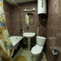 Гостиница Tysacha i odna noch в Оренбурге 2 отзыва об отеле, цены и фото номеров - забронировать гостиницу Tysacha i odna noch онлайн Оренбург ванная