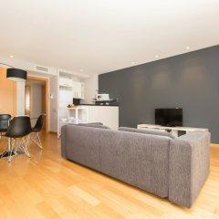 Отель AinB Sagrada Familia Apartments Испания, Барселона - 2 отзыва об отеле, цены и фото номеров - забронировать отель AinB Sagrada Familia Apartments онлайн комната для гостей фото 15