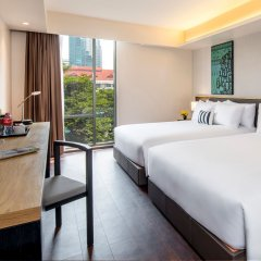 Отель Travelodge Sukhumvit 11 Бангкок комната для гостей фото 4