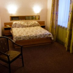 Парк Отель Городок 3* Стандартный номер с различными типами кроватей фото 9