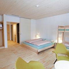 Отель Youth Hostel St. Moritz Швейцария, Санкт-Мориц - отзывы, цены и фото номеров - забронировать отель Youth Hostel St. Moritz онлайн фото 7