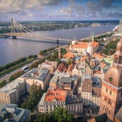 Отель Gutenbergs Латвия, Рига - - забронировать отель Gutenbergs, цены и фото номеров приотельная территория