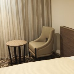 Отель Sotetsu Fresa Inn Ginza-Nanachome Япония, Токио - отзывы, цены и фото номеров - забронировать отель Sotetsu Fresa Inn Ginza-Nanachome онлайн комната для гостей фото 4
