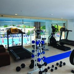 Отель Batihan Beach Resort & Spa - All Inclusive фитнесс-зал фото 2