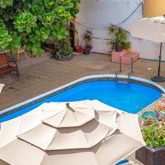 Отель Dos Mares Мексика, Кабо-Сан-Лукас - отзывы, цены и фото номеров - забронировать отель Dos Mares онлайн бассейн фото 3