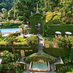 Отель Grand Hotel Tremezzo Италия, Тремеццо - 2 отзыва об отеле, цены и фото номеров - забронировать отель Grand Hotel Tremezzo онлайн приотельная территория