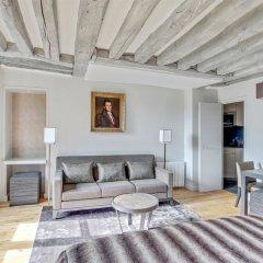 Отель Luxury Apartment Paris Louvre Франция, Париж - отзывы, цены и фото номеров - забронировать отель Luxury Apartment Paris Louvre онлайн комната для гостей фото 3