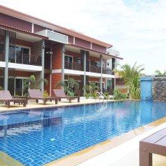 Отель Hatzanda Lanta Resort Ланта бассейн фото 3