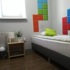 Tetris Hostel Сопот комната для гостей фото 4