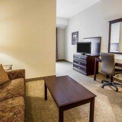 Отель Comfort Inn And Suites McMinnville комната для гостей фото 2