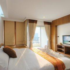 Отель Baywalk Residence Pattaya By Thaiwat комната для гостей