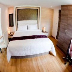 Отель iCheck inn Residences Sukhumvit 20 Таиланд, Бангкок - отзывы, цены и фото номеров - забронировать отель iCheck inn Residences Sukhumvit 20 онлайн комната для гостей фото 4