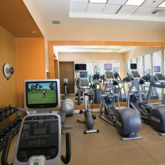 Отель L'Enfant Plaza Hotel США, Вашингтон - отзывы, цены и фото номеров - забронировать отель L'Enfant Plaza Hotel онлайн фитнесс-зал фото 2