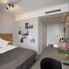 Отель Aalborg Airport Hotel Дания, Бровст - отзывы, цены и фото номеров - забронировать отель Aalborg Airport Hotel онлайн комната для гостей фото 5
