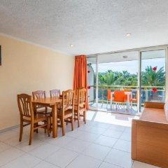 Отель Apartamentos Los Peces Rentalmar Испания, Салоу - 1 отзыв об отеле, цены и фото номеров - забронировать отель Apartamentos Los Peces Rentalmar онлайн комната для гостей фото 3