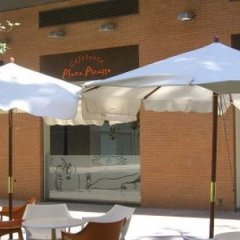 Отель Apartamentos Plaza Picasso Испания, Валенсия - 2 отзыва об отеле, цены и фото номеров - забронировать отель Apartamentos Plaza Picasso онлайн помещение для мероприятий
