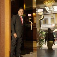 Отель Silom City с домашними животными