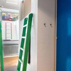 Отель Winstrup Hostel Швеция, Лунд - отзывы, цены и фото номеров - забронировать отель Winstrup Hostel онлайн комната для гостей фото 2