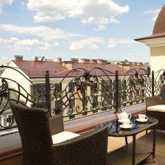 Гостиница DoubleTree by Hilton Kazan City Center балкон