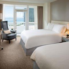 Отель Fontainebleau Miami Beach 4* Стандартный номер с 2 отдельными кроватями