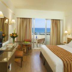 Отель Lordos Beach Кипр, Ларнака - 6 отзывов об отеле, цены и фото номеров - забронировать отель Lordos Beach онлайн комната для гостей фото 2