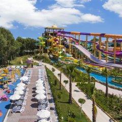 Отель Delphin BE Grand Resort бассейн