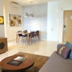 Отель Somerset Vista Ho Chi Minh City комната для гостей фото 2