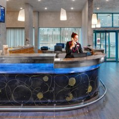 Отель Best Western Amedia Praha спа
