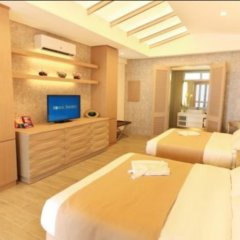 Отель Bohol Shores Филиппины, Дауис - отзывы, цены и фото номеров - забронировать отель Bohol Shores онлайн комната для гостей фото 5