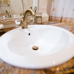 Отель ApartExpo on Pobedy Square 1B Москва ванная фото 2
