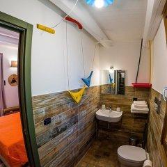 Отель B&B La Quercia e l'Asino Италия, Пьяцца-Армерина - отзывы, цены и фото номеров - забронировать отель B&B La Quercia e l'Asino онлайн ванная