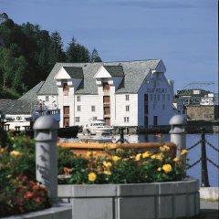 Отель Best Western Baronen Hotel Норвегия, Олесунн - отзывы, цены и фото номеров - забронировать отель Best Western Baronen Hotel онлайн балкон