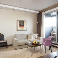 In Hotel Belgrade комната для гостей