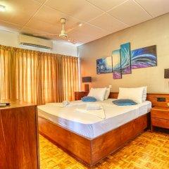 Отель Harbour Winds Hotel Шри-Ланка, Галле - отзывы, цены и фото номеров - забронировать отель Harbour Winds Hotel онлайн комната для гостей фото 3