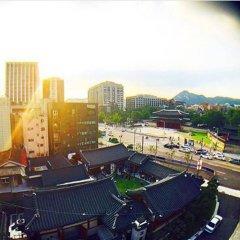 Отель AMASS Hotel Insadong Seoul Южная Корея, Сеул - отзывы, цены и фото номеров - забронировать отель AMASS Hotel Insadong Seoul онлайн парковка