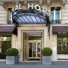 Отель Royal Hotel Paris Champs Elysées Франция, Париж - отзывы, цены и фото номеров - забронировать отель Royal Hotel Paris Champs Elysées онлайн