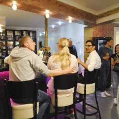 The Aga's Hotel Berlin гостиничный бар