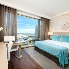 Отель TRYP Lisboa Oriente Hotel Португалия, Лиссабон - отзывы, цены и фото номеров - забронировать отель TRYP Lisboa Oriente Hotel онлайн комната для гостей фото 5
