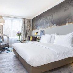 Отель Radisson Blu Astrid Антверпен комната для гостей