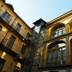 Отель Art Residence San Domenico балкон