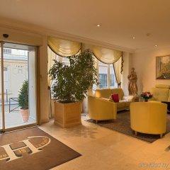 Отель Central Saint Germain Франция, Париж - 3 отзыва об отеле, цены и фото номеров - забронировать отель Central Saint Germain онлайн интерьер отеля