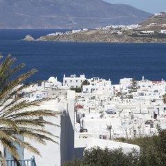 Отель Despotiko Hotel Греция, Миконос - отзывы, цены и фото номеров - забронировать отель Despotiko Hotel онлайн пляж фото 2