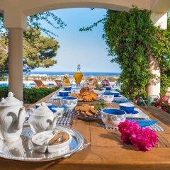 Отель Bello Blu Luxury Villa Родос бассейн фото 2