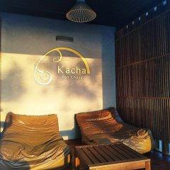 Отель Kacha Resort and Spa Koh Chang интерьер отеля фото 2