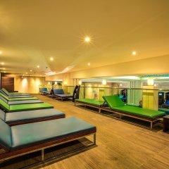 Soluxe Hotel Guangzhou фитнесс-зал