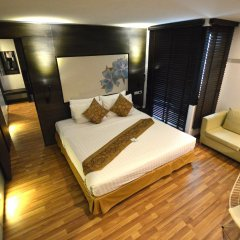 I Residence Hotel Silom комната для гостей