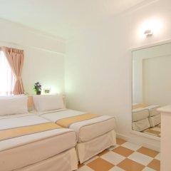 Отель Ambassador City Jomtien (MARINA TOWER WING) На Чом Тхиан комната для гостей