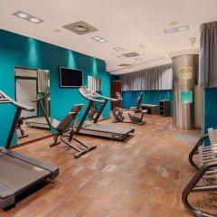 Отель Nh Collection Marina Генуя фитнесс-зал