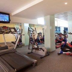 Отель JS Alcudi Mar фитнесс-зал фото 3